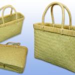 特製・特上おしゃれバッグ - 竹芸品 東和
